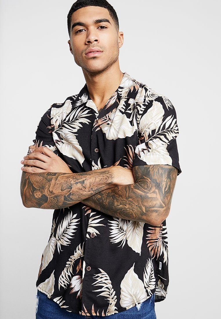 Only & Sons - ONSSEAN SHIRT - Shirt - black