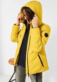 Cecil - Winter jacket - gelb - 0