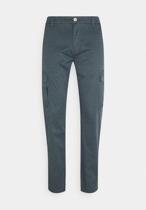 SMART TECH  - Cargo trousers - cool slate