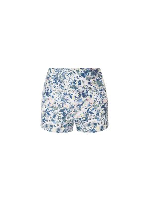 FLORAL PRINT STRETCH HOT  31224906 - Sports shorts - blue