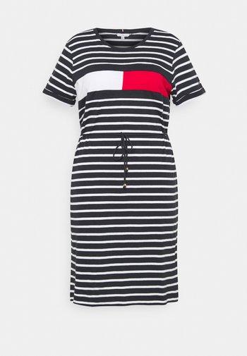 ABO REGULAR  - Day dress - classic brenton/sky/white