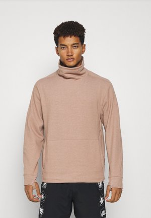 DRY COWL RESTORE - Sweater - desert dust/black