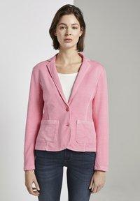 TOM TAILOR - Blazer - light pink - 0