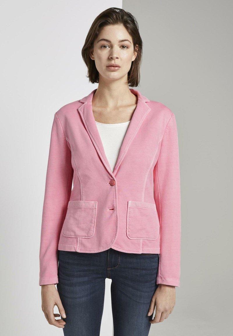 TOM TAILOR - Blazer - light pink