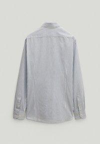 Massimo Dutti - Formal shirt - blue - 1