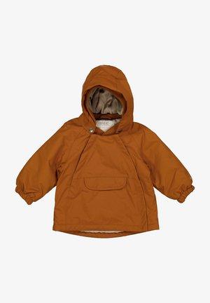 Outdoor jacket - cinnamon