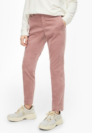 BROEK - Trousers - ash rose