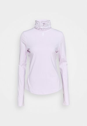 IGNIGHT COLDGEAR FUNNEL - Long sleeved top - crystal lilac