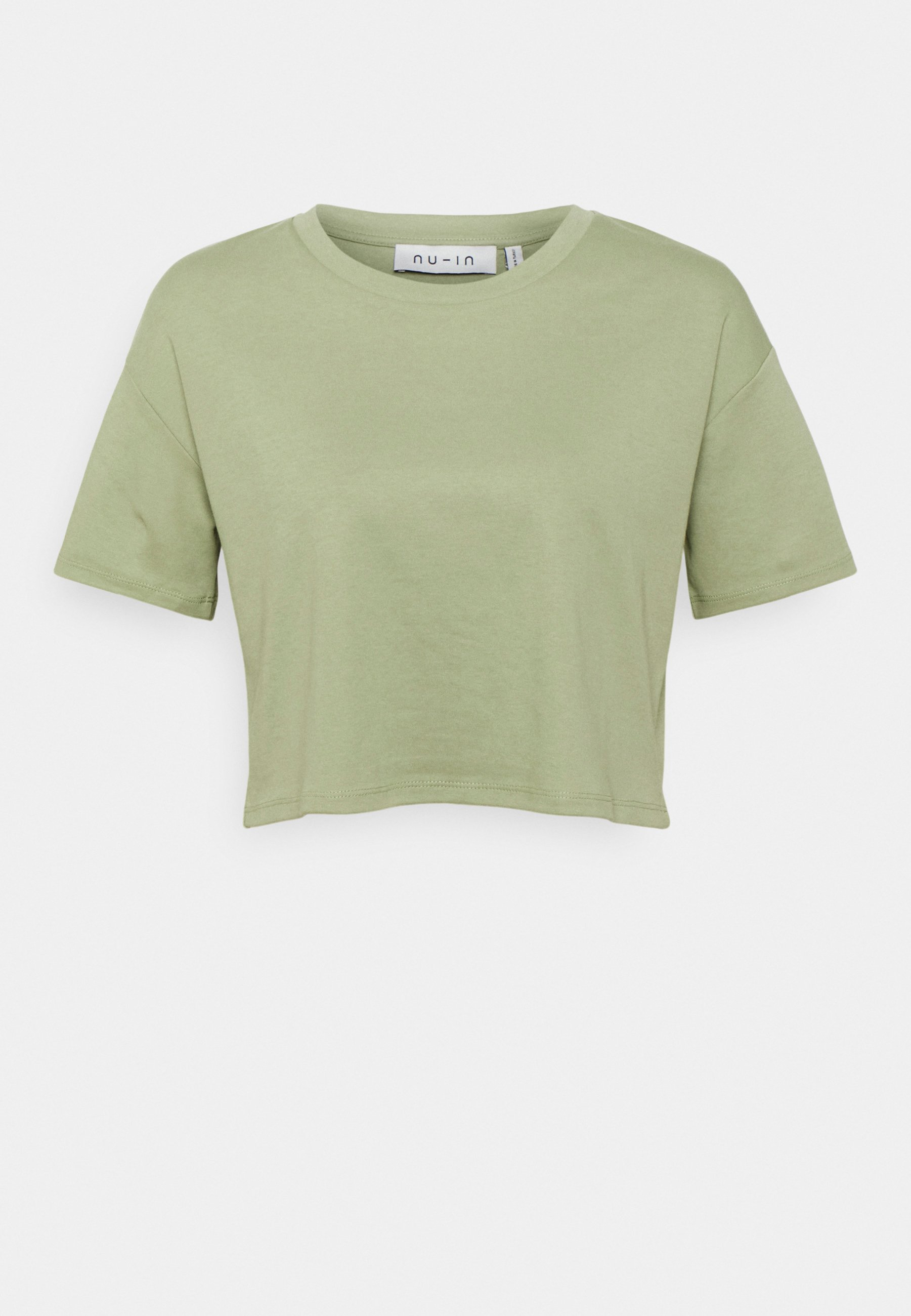 Femme DROP SHOULDER BOXY - T-shirt basique