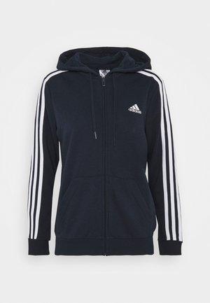 Zip-up sweatshirt - legend ink/white