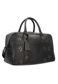 Cowboysbag - Weekend bag - snake black/gold - 2