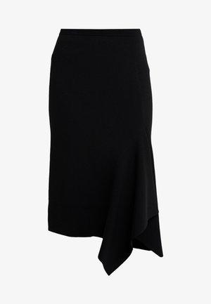 TIERNEY - Spódnica trapezowa - black