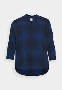 Lee Plus - ESSENTIAL BLOUSE - Pusero - washed blue - 0