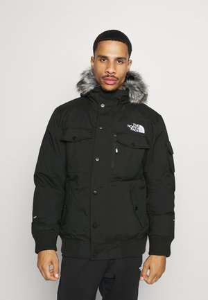 RECYCLED GOTHAM JACKET VANADIS - Gewatteerde jas - black