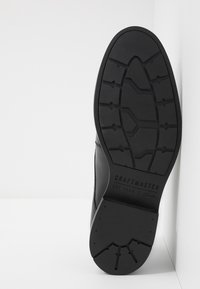 Clarks - RONNIE WALK - Smart lace-ups - black - 4