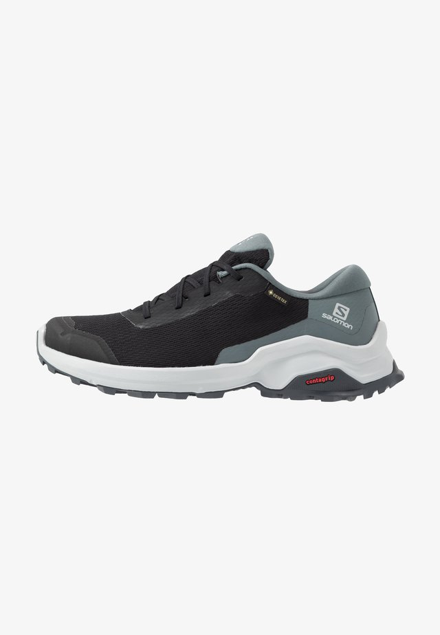 X REVEAL GTX  - Hiking shoes - black/stormy weather/ebony