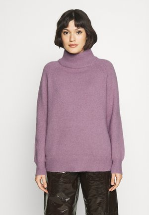 Sweter - lilac