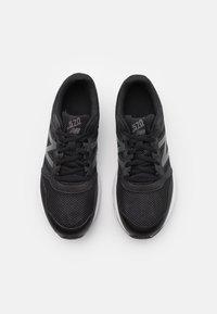New Balance - YK570 UNISEX - Neutral running shoes - black - 3