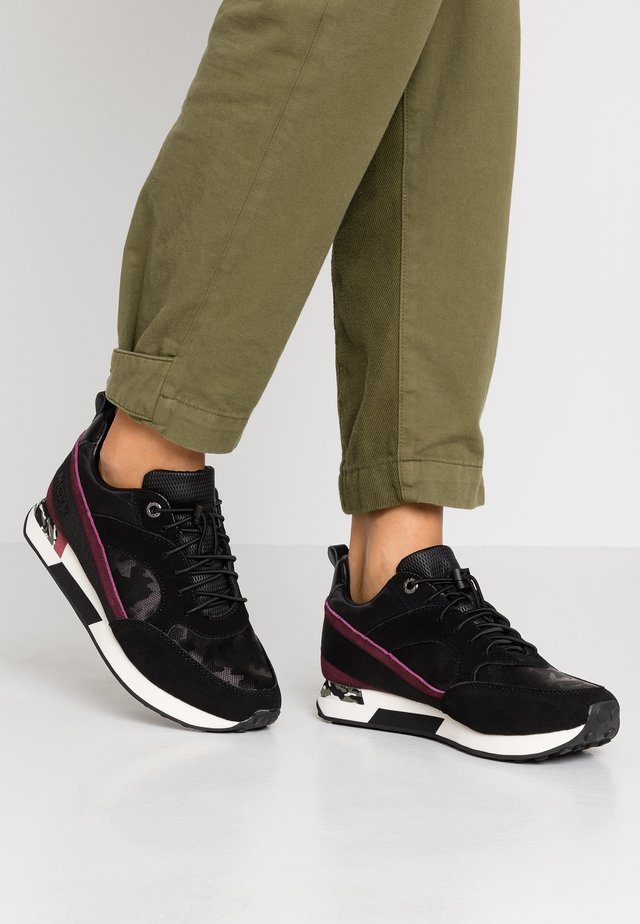 DOT - Sneakers basse - black