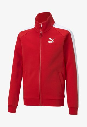 Training jacket - high risk red