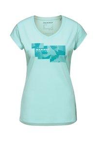 Mammut - TROVAT - Print T-shirt - dark frosty - 3