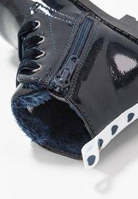 Friboo - Bottines à lacets - dark blue - 2