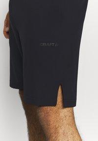Craft - CORE CHARGE SHORTS - Sports shorts - black - 5