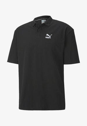 Polo shirt - cotton black