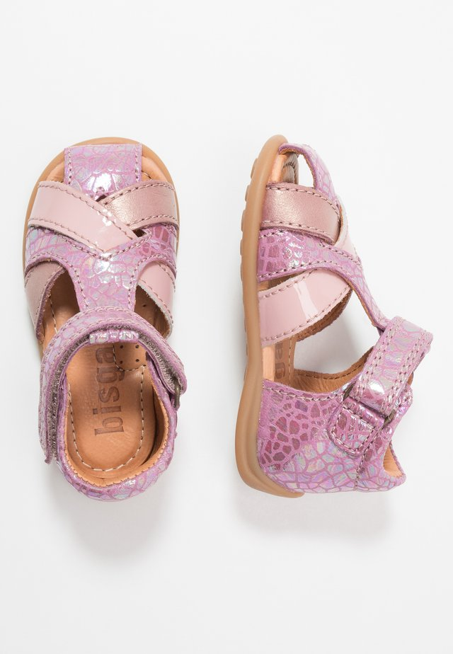 CHERI - Baby shoes - grape