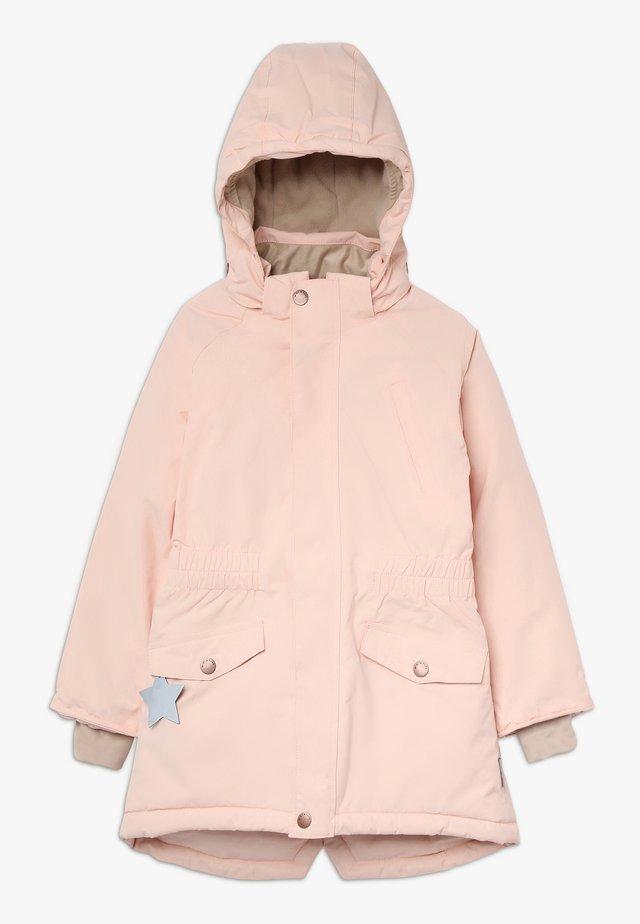 VIBSE JACKET - Winter coat - keen rose