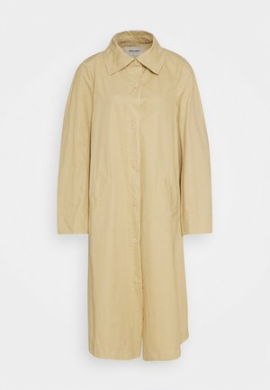 LOVE SONG - Classic coat - pale khaki