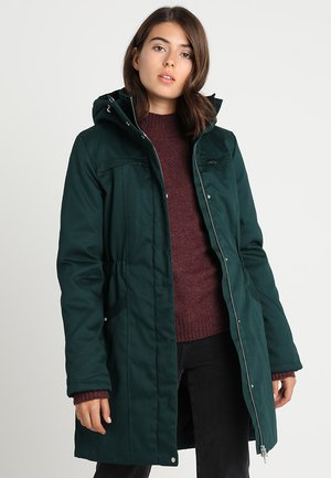 FRIDA - Winter coat - bottle green