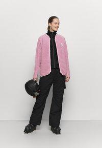 Eivy - REDWOOD SHERPA JACKET - Fleece jacket - dusty pink - 1