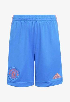 MANCHESTER UNITED - Sports shorts - blue
