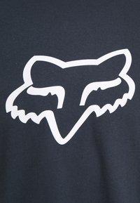 Fox Racing - LEGACY HEAD TEE - Print T-shirt - blue - 2