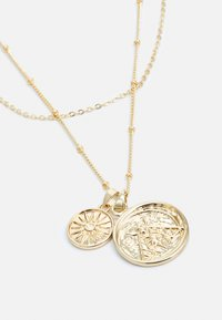 Pieces - PCKELLY NECKLACE - Necklace - gold-coloured - 2