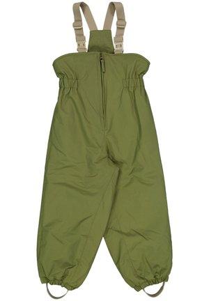 SKI PANTS UNISEX - Snow pants - winter moss