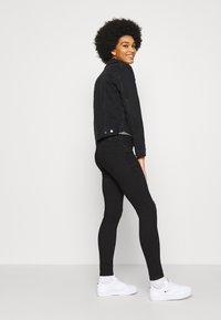 Noisy May - NMEVE - Jeans Skinny Fit - black denim - 3