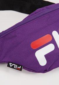 Fila - WAIST BAG SLIM - Vyölaukku -  tillandsia purple - 2