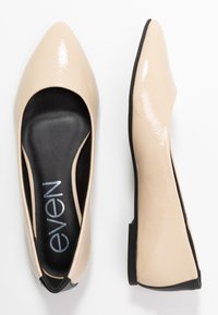 Even&Odd - Ballet pumps - nude - 3