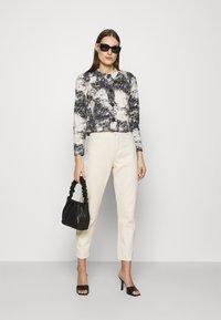 ALIGNE - CHYNA - Denim jacket - marble - 1