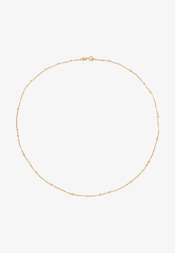 BASIC FINE - Necklace - gold