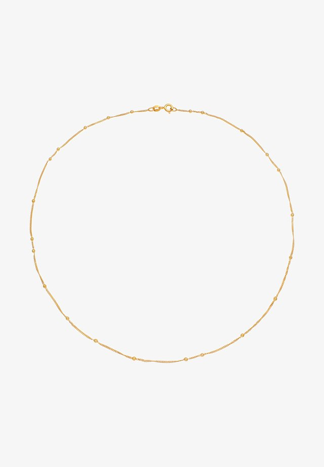 KUGEL PANZER BASIC  - Collana - gold