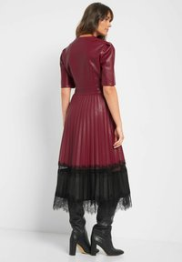 ORSAY - Cocktail dress / Party dress - bordeaux rot - 2