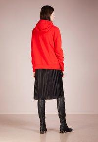 Bruuns Bazaar - PENNY CECILIE SKIRT - A-lijn rok - black - 2