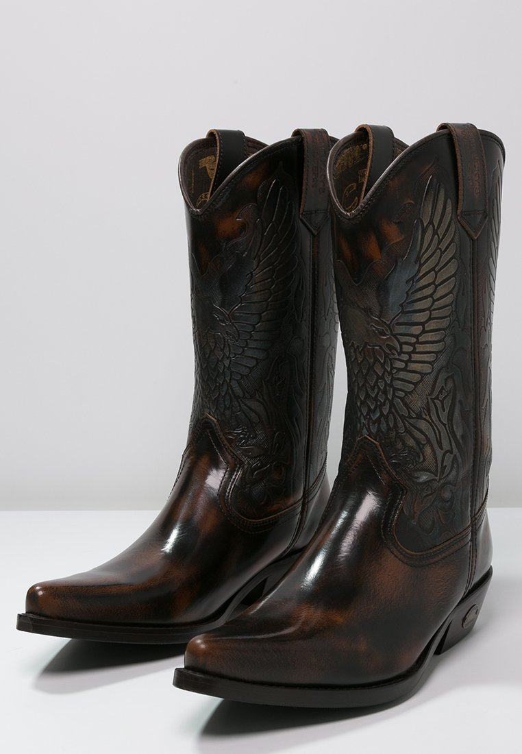 Kentucky's Western Cowboy/Bikerboot marron/braun