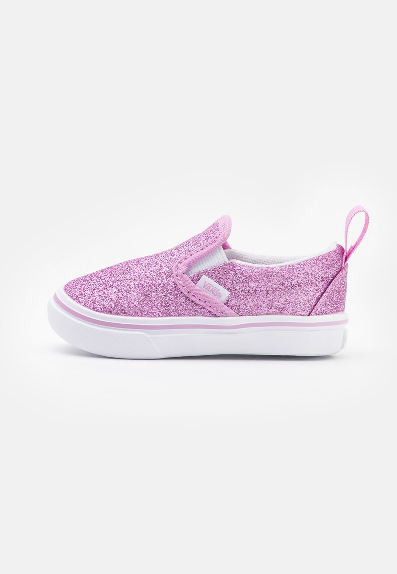 Vans - COMFYCUSH - Loaferit/pistokkaat - orchid/true white
