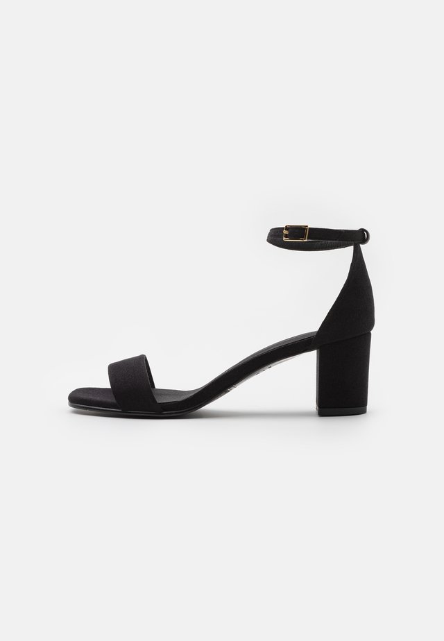 MARGOT VEGAN  - Sandały - black