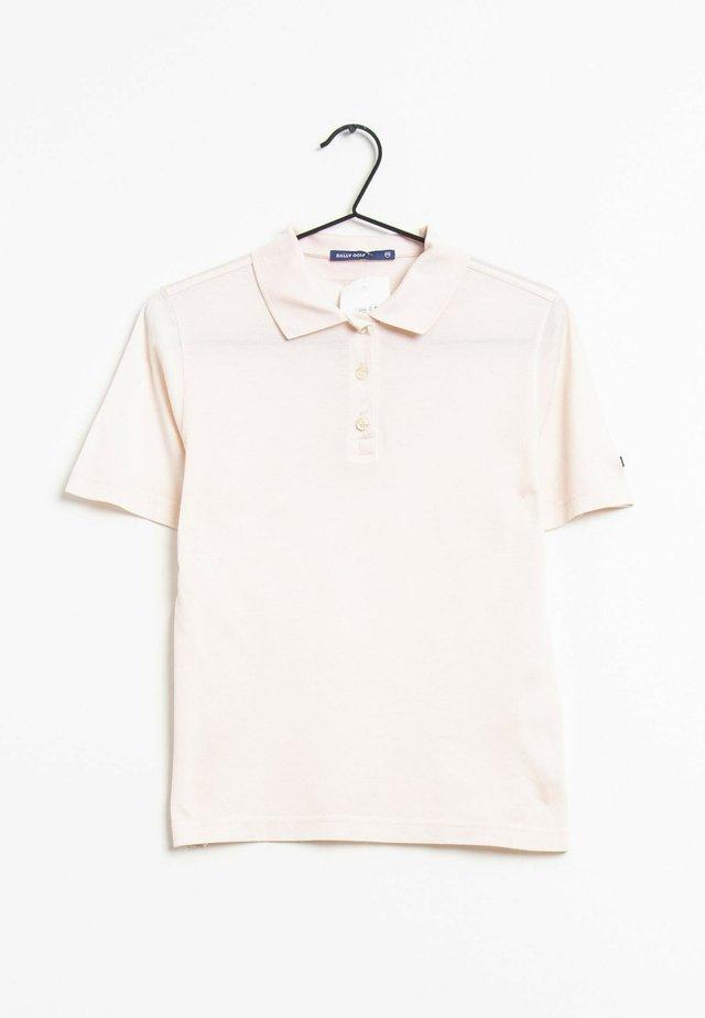 Poloshirt - pink