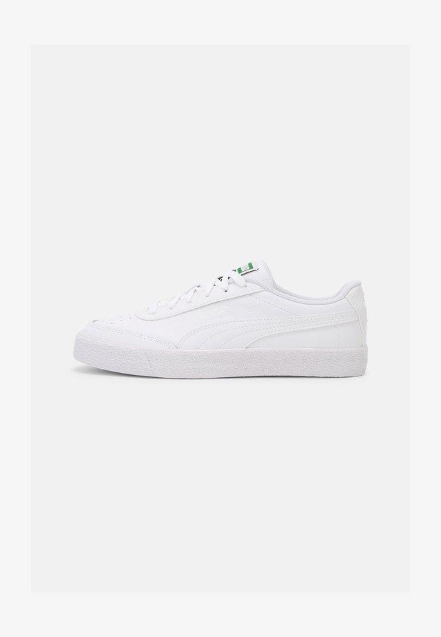 OSLO VULC UNISEX - Sneakersy niskie - white